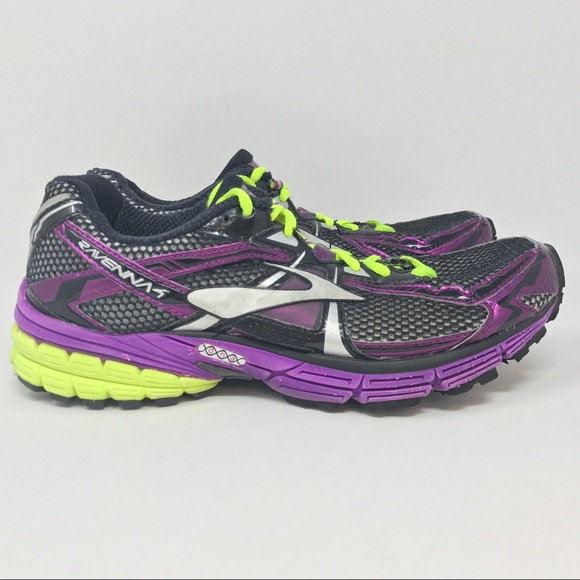ae284cc808d Brooks Shoes - Brooks Ravenna 4 Running Shoes Womens US 9.5 D9